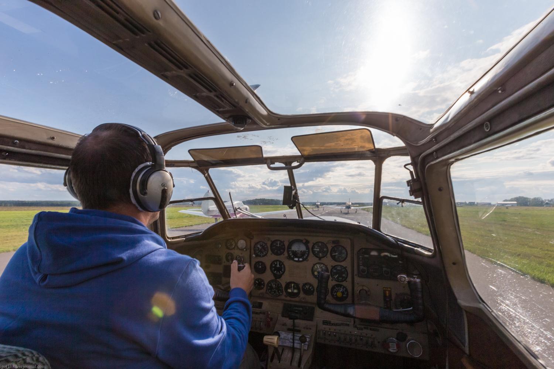 Тренировочные полеты