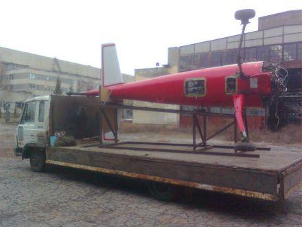 Як-54. Забираем с САЗ
